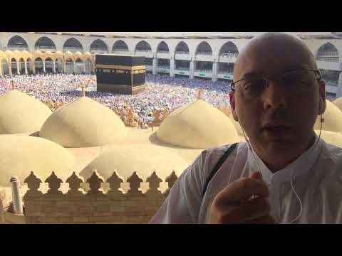 ICSC Chairperson, Omar Ricci's, Eid Greeting from Mecca!