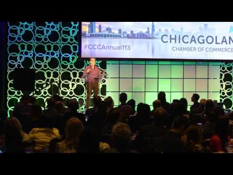 Rick Bayless Speech: Growth With Integrity