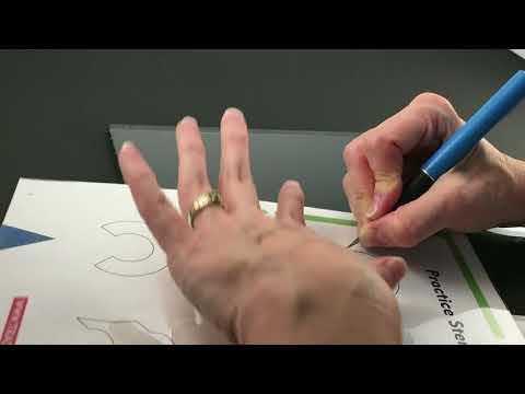 Cut Your Own Stencils - The Basics - Tracy Lynn Crafts