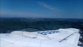 """Взлет- полет- посадка на легендарном ТУ-154 RA-85684 """"Ижма"""" Москва-Сочи. Май 2018 а/к Алроса"""