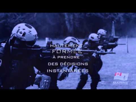 Le Groupe des opérations tactiques maritimes (GOTM) : Le vidéo-déclencheur