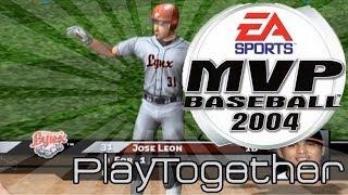 Play Together - MVP Baseball 2004