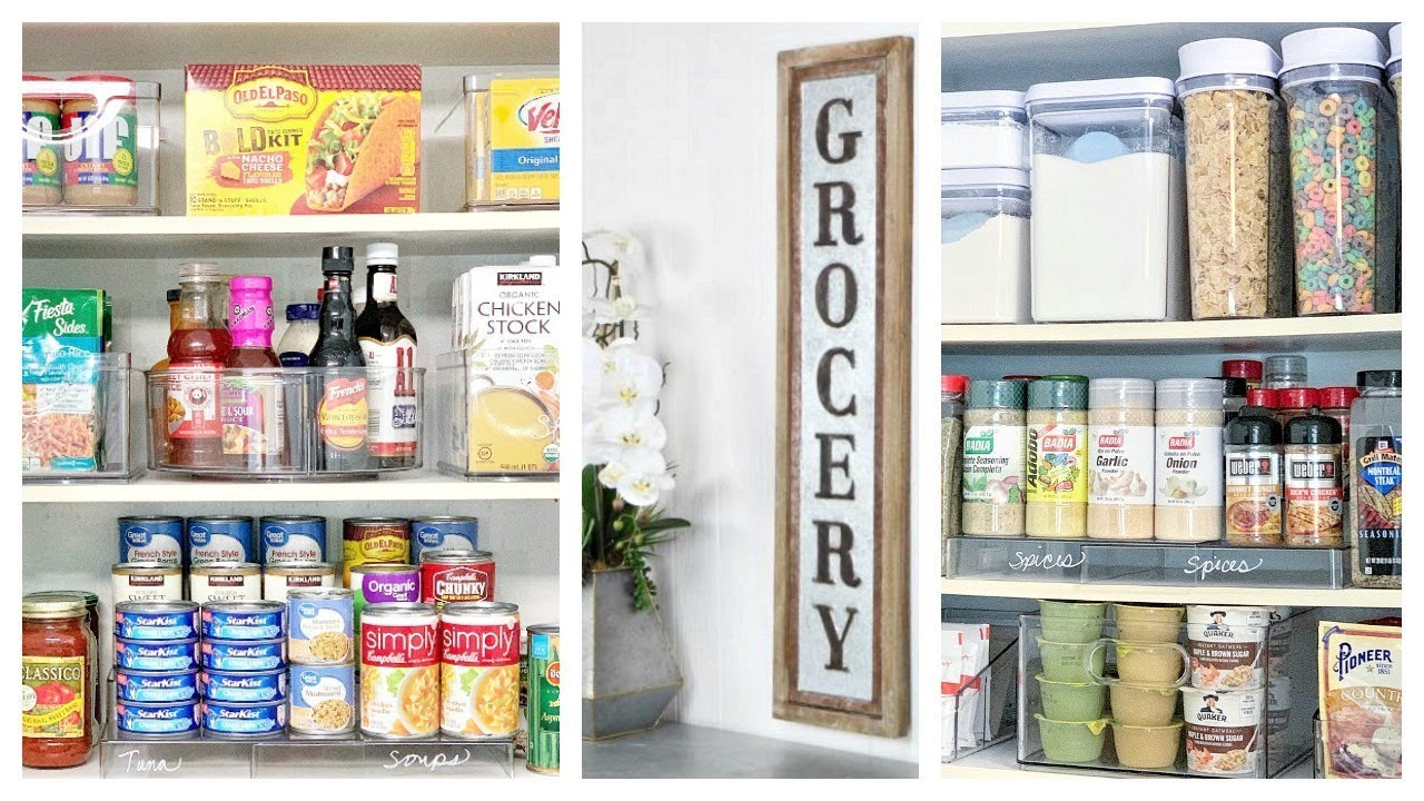 New No Pantry No Problem Kitchen Solutions When You Don T Have A Pantry Youtube