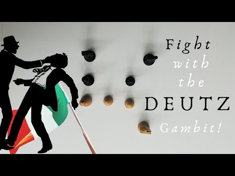 The Deutz Gambit | Italian Game Theory