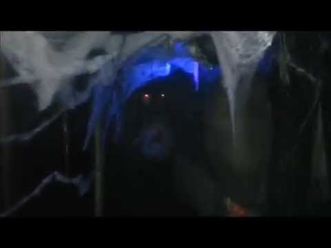 How to make a haunted house maze for halloween youtube - Make your house a home ...