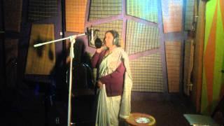 Vidyapati song ! Singer Kumkum jha ,! Music SUNIL PAWAN , Studio -A1 films