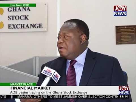 Financial Market - The Market Place on Joy News (13-12-16)