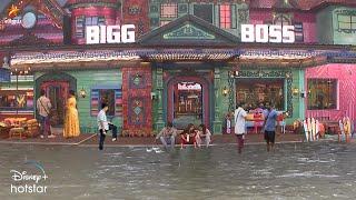 BIGG BOSS Tamil 4 | 25th November 2020 – Promo 3 | Flood in House