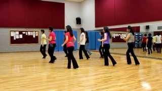 Liquid Lunch - Line Dance (Dance & Teach in English & 中文)