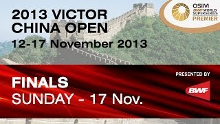 Final - MD - Lee Y.D. / Yoo Y.S. vs Hoon T.H. / Tan W.K. - 2013 Victor China Open