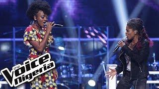 "Zorah vs Shapera - ""Whataya Want From Me"" / The Battles / The Voice Nigeria Season 2"