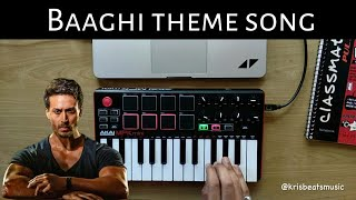 Baaghi 3 - Get Ready To Fight (Theme Cover) Images