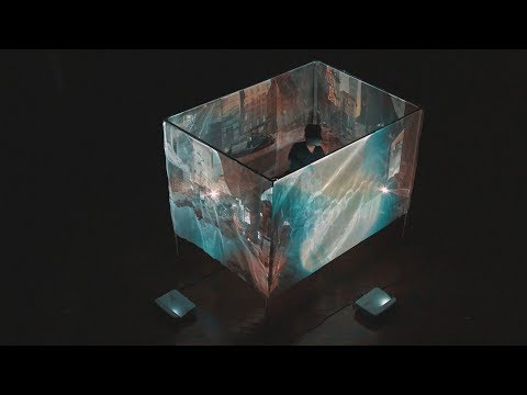 ReverseCAVE: CAVE-based Visualization Methods of Public VR towards Shareable VR Experience