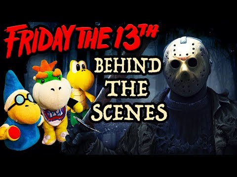 """SML """"Friday The 13th"""" BTS (And Deleted Scenes)"""