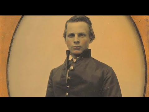 Portrait of John Pelham, Confederate artillery officer, Civil War