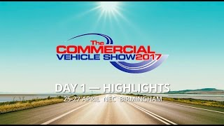 CV Show 2017 Day 1 overview