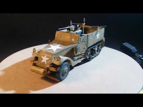 Dragon 1/35 M2A1 Halftrack