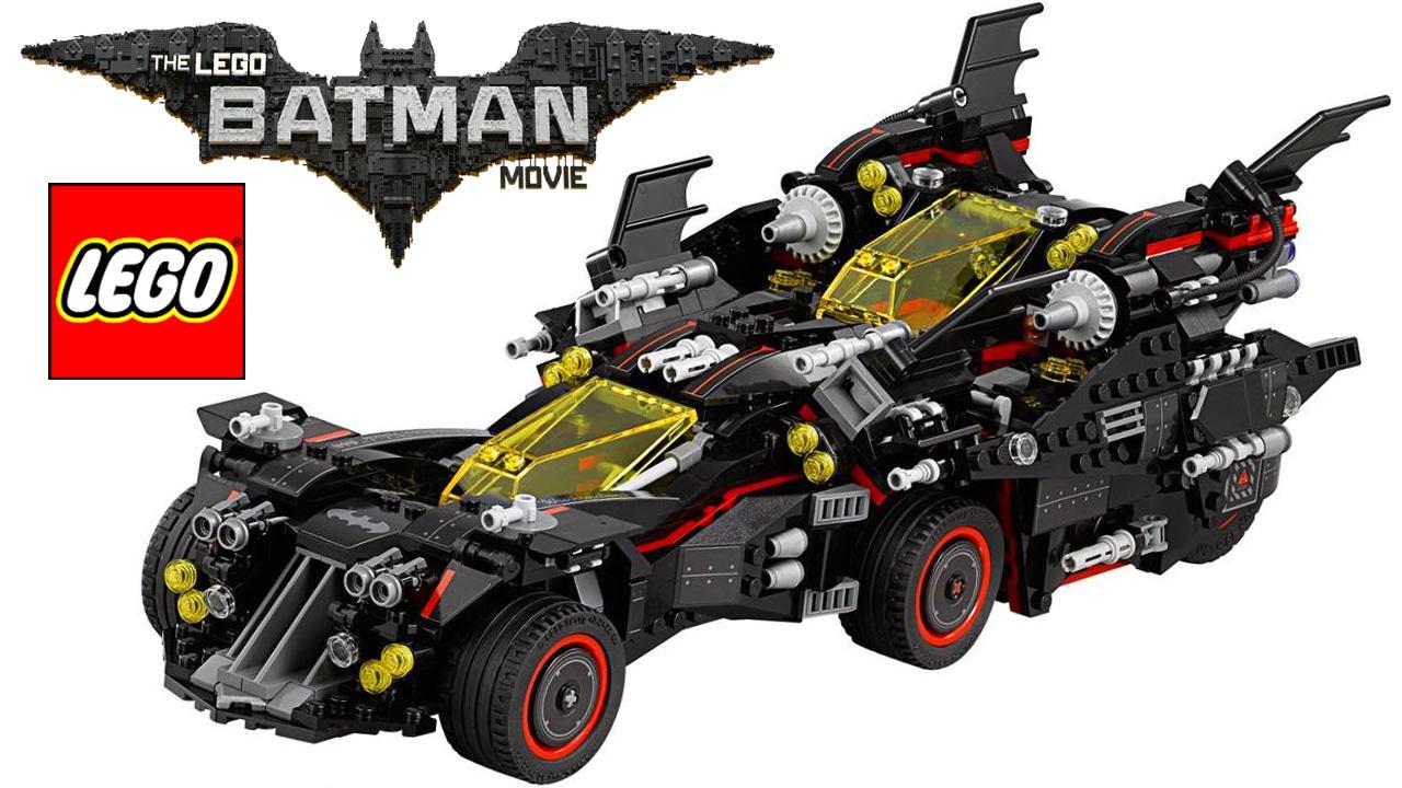 My Thoughts on LEGO Batman Movie Ultimate Batmobile set ...
