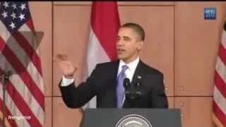 President Obama speaks Indonesian, learn at Cinta Bahasa Indonesian Language School - Bali Indonesia
