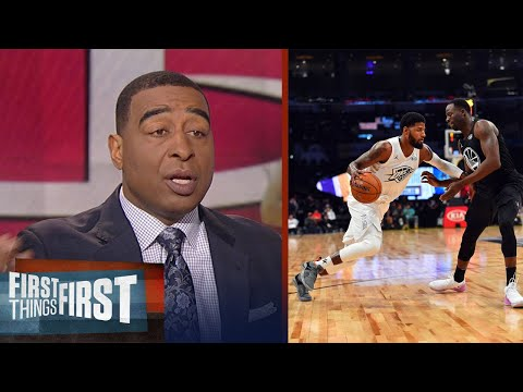 Cris Carter reveals what Thunder need to do to keep Paul George in OKC | FIRST THINGS FIRST