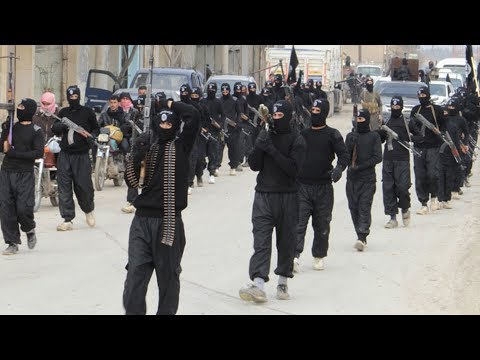 Amnesty International: Did $1 Billion Worth of Lost U.S. Weapons End Up in the Hands of ISIS?