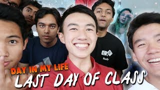 High School Day in My Life: The Last Day of Class! (I FAILED MY LAST TEST!)