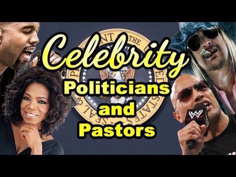 Celebrity Politicians and Pastors: The Rise of American Idols