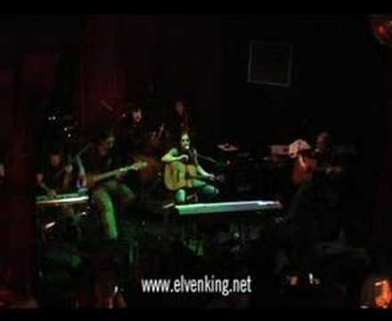 Elvenking - The Wanderer (Acoustic Version)