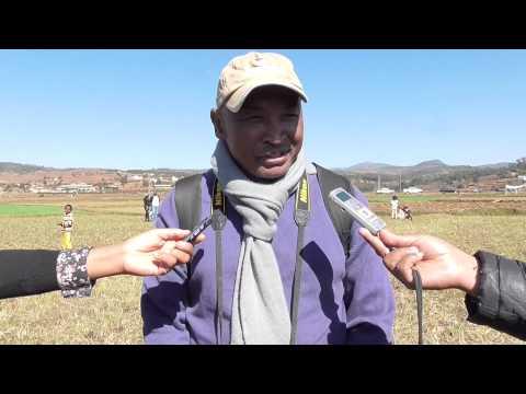 Interview Mr. RANDRIANAIVO Romule Joseph  Chercheur en mécanisation agricole,  FOFIFA