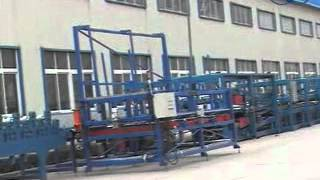 EPS & Mineral Wool sandwich panel production line