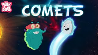 Comets | The Dr. Binocs Show | Educational Videos For Kids
