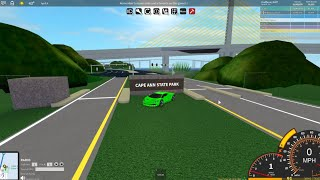 Roblox Ultimate Driving: A Tour of The Brand New Town Added To Odessa! (Cape Ann)