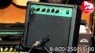 Гитарный комбик STAGG 10 GA(Гитарный комбоусилитель STAGG 10 GA https://goo.gl/JdwAEA – это простейшая десятиваттная модель, предназначенная для..., 2012-08-09T12:11:55.000Z)