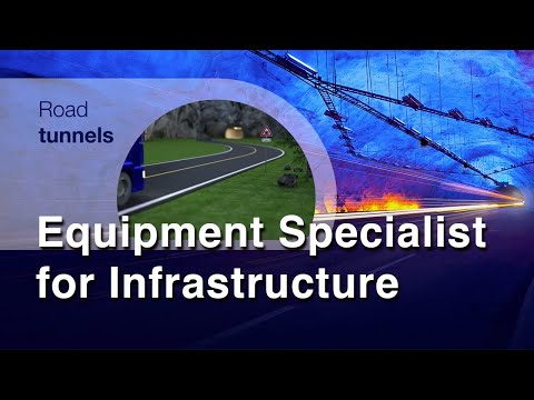 Equipment specialist for Infrastructure - Showreel