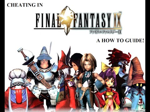 how to play ff9 on pc