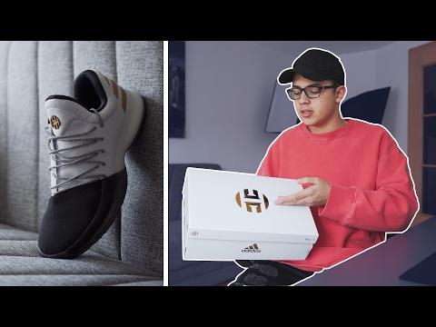Wird DAS der nächste Adidas UltraBoost?! - Adidas Harden Vol. 1 Review