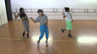 nicki minaj did it on em choreography