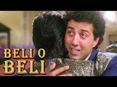 Beli o Beli | Sunny Deol Kumar Sanu | Veerta (1993) Bollywood Songs