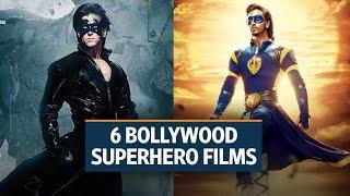 6 Bollywood superhero films