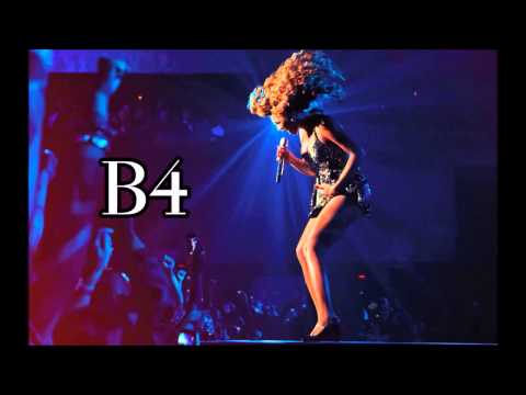 Beyonce: I Care (Vocal Showcase: D3-B5)