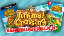 ANIMAL CROSSING: Ein Überblick zur Serie! | m00sician