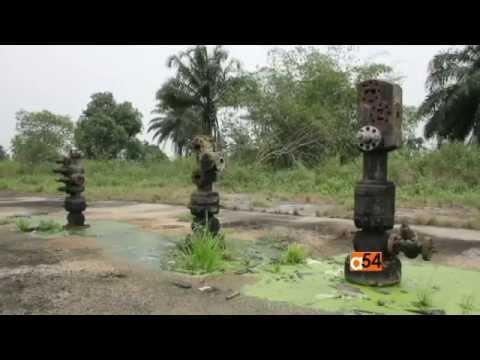 Nigeria Oil Drilling