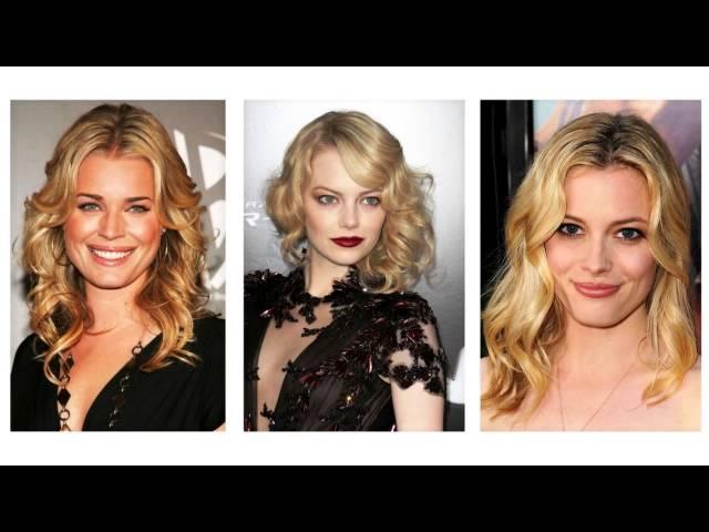 Skodrani lasje srednje dolge frizure