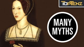 10 Fascinating Facts About Anne Boleyn