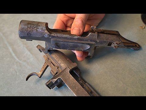 Steyr Mannlicher - Schoenauer Unique Rifle Actions