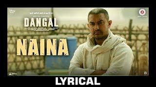 Naina | Dangal | Arijit Singh | Animation Mix-Up | Fantasy World Lyrics
