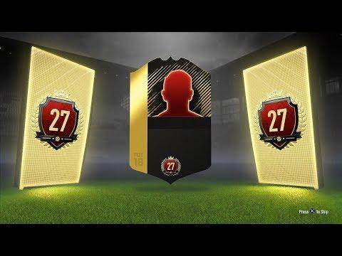 INSANE TOP 100 FUT CHAMPIONS REWARDS! - FIFA 18 Ultimate Team