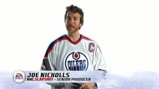 NHL Slapshot Wii - Controller Trailer