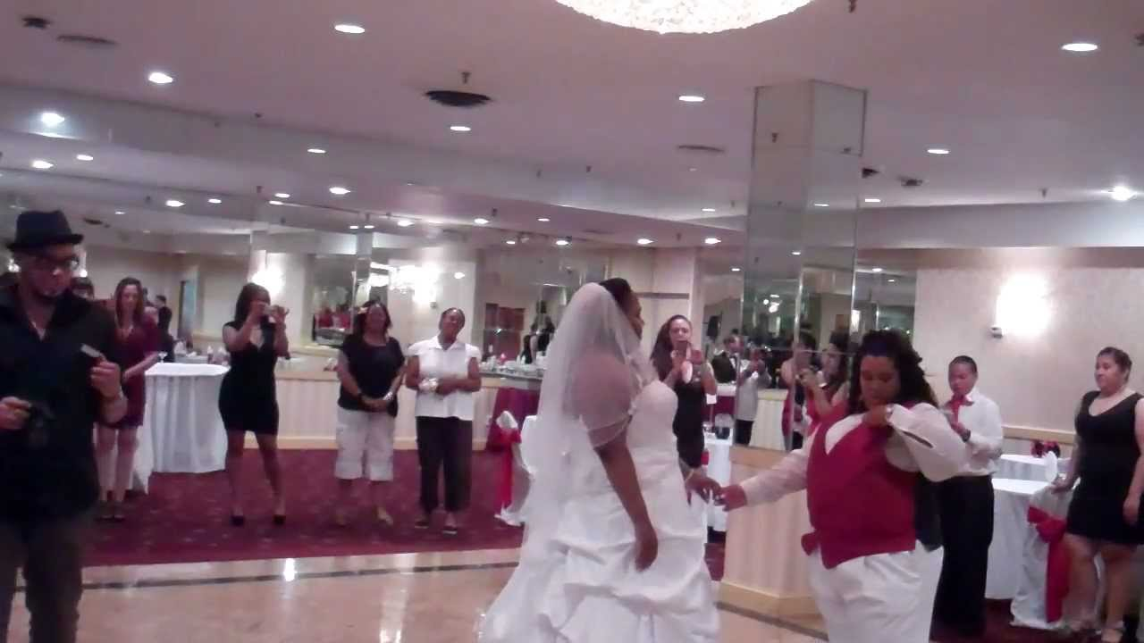 Bronx DJ 718 690 0070 At Maestro Caterers NY For A LGBT Wedding