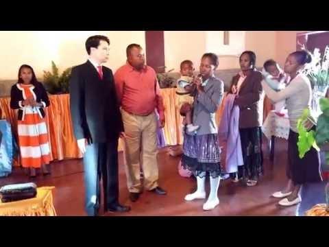 Holy Ghost Fire @ Loharanon'aina Mandroseza Antananarivo, Madagascar , Healing Service 6Sep16